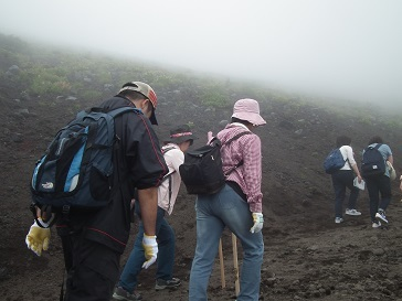"""Expressd Wish\"" 富士山に登りたいに端を発した""Nothing About Us Without Us""_f0195579_18570816.jpg"
