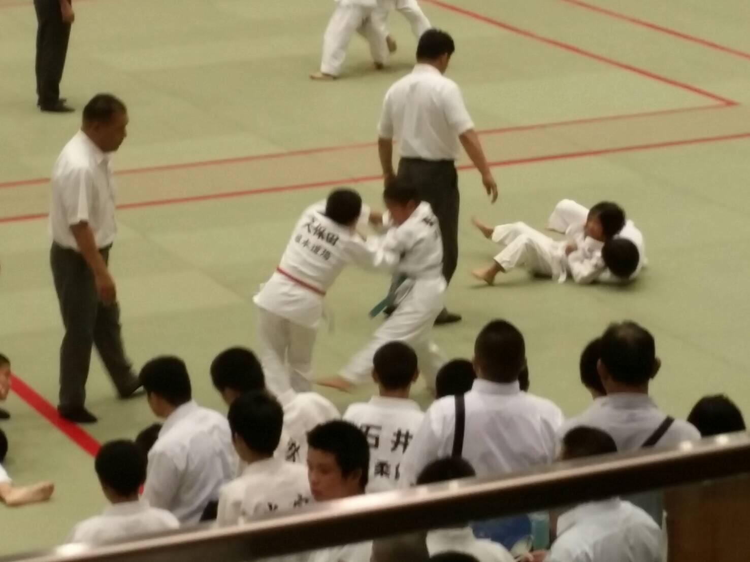 2017 九州柔道大会_b0172494_14442899.jpg