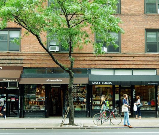 個性豊かな「個人経営のお店」が比較的多い、イースト・ビレッジ_b0007805_2185985.jpg