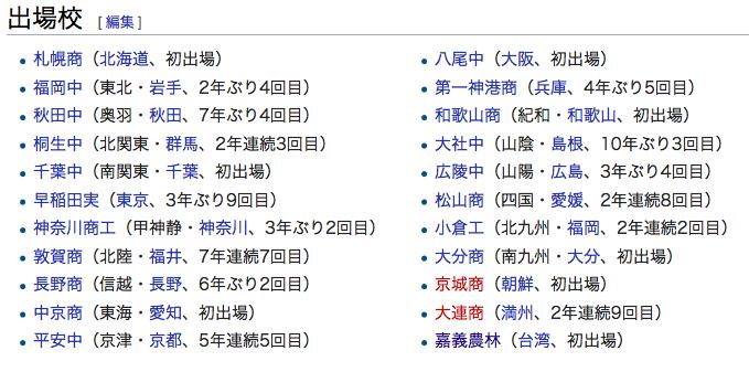 KANO見ました「台湾の皆さんありがとう」:なんと1931年の甲子園には満洲、朝鮮代表も出場した!_a0348309_18213140.png