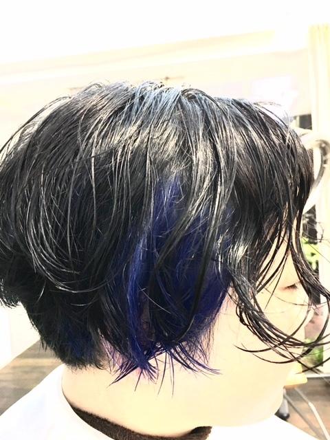 クールに青のインサイドカラー_d0224931_15443893.jpg