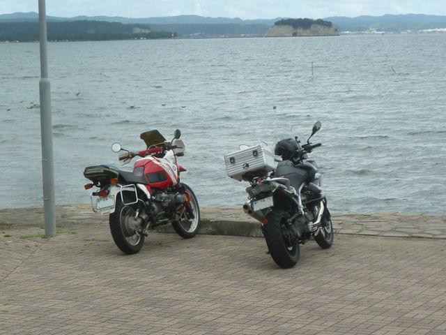 岬と湖のラリーレポート/禄剛崎_e0254365_18440985.jpg