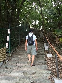 """和歌浦の山 登ったぞぉ~!(^0^)/"""""""" 鏡山&奠供山(てんぐ山)_e0123286_18244154.jpg"""