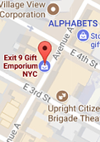 お手軽ギフトいっぱいのNYの雑貨屋さん、Exit 9 Gift Emporium_b0007805_23541715.jpg