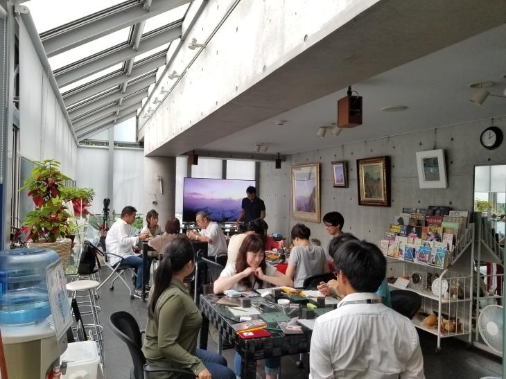 マンションでのアートクレイ体験会!!_f0181217_19210140.jpg