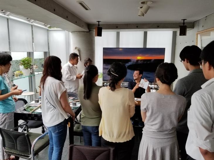 マンションでのアートクレイ体験会!!_f0181217_19505903.jpg