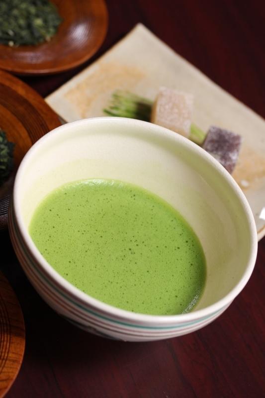 喜楽亭で楽しむ おいしい日本茶 8月_b0220318_21423388.jpg
