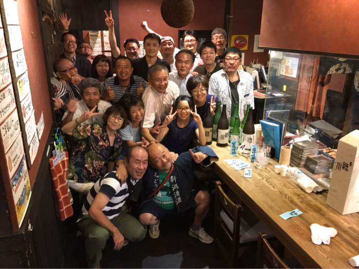 浜松・炭焼のっぽde緑川 酒の会_f0048422_12244492.jpg