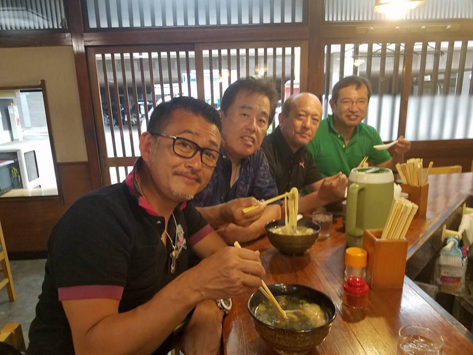 第12回福岡県空手道選手権大会を応援くださった、福岡後援会の皆様とお礼の意味を込めた交流コンペに参加!_c0186691_13470967.jpg