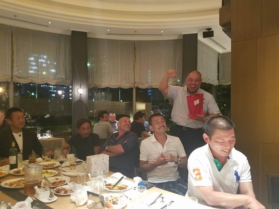 第12回福岡県空手道選手権大会を応援くださった、福岡後援会の皆様とお礼の意味を込めた交流コンペに参加!_c0186691_13480470.jpg