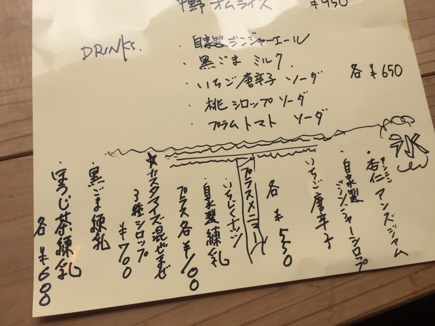 tottoriカルマ  まるなげ食堂_e0115904_15102563.jpg