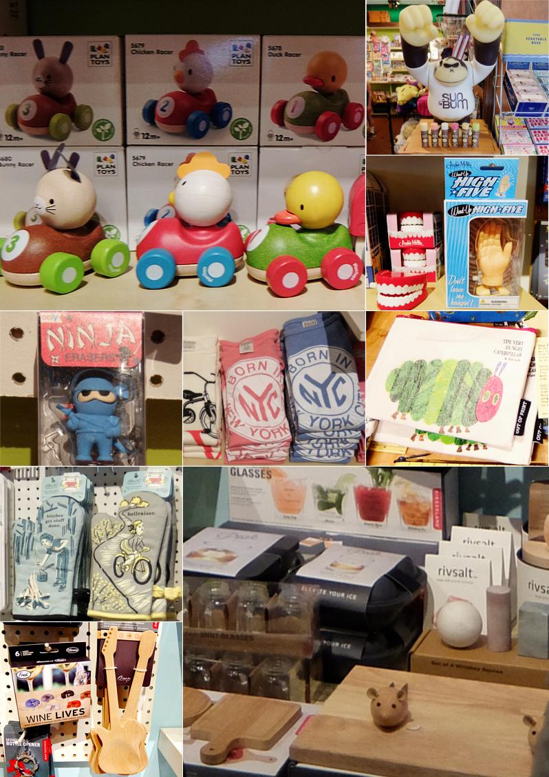 お手軽ギフトいっぱいのNYの雑貨屋さん、Exit 9 Gift Emporium_b0007805_095951.jpg