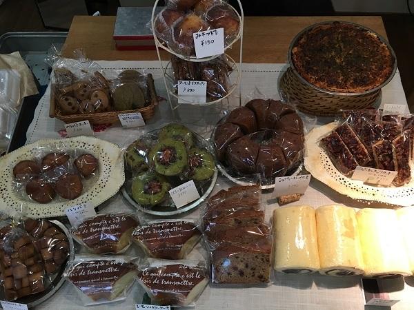 今日はハシバミさんの焼き菓子day♪_b0100229_11030140.jpg