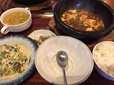 池田の中華料理「丸一食堂」_e0173645_20153516.jpg