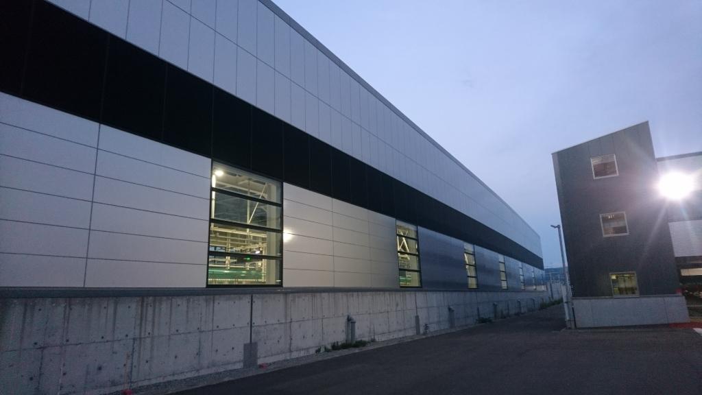 新函館北斗駅のおがーるにセラピア製品納品_b0106766_21193734.jpg