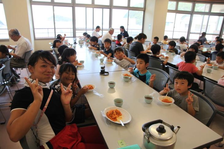 サマーキャンプ2日目_b0277979_15413208.jpg