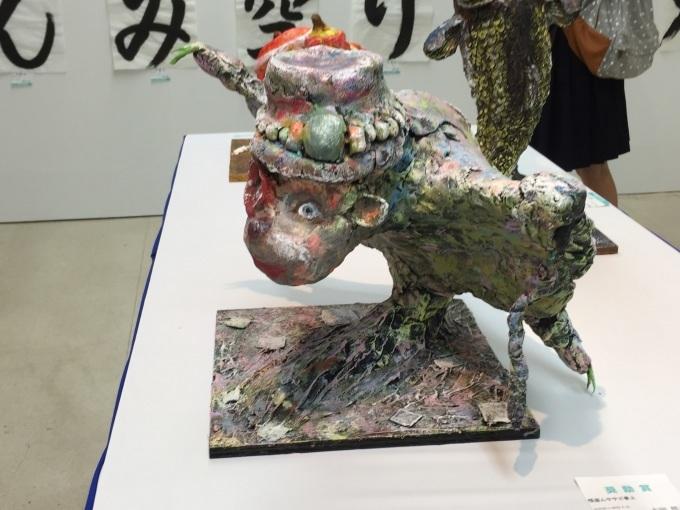 北國少年少女美術展_b0187423_08375818.jpg