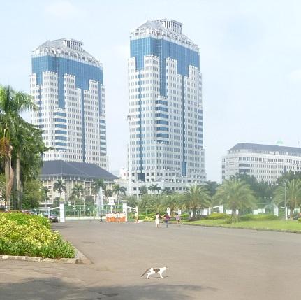 インドネシアの想い出その1・独立記念塔、モナスへ。_f0181251_16174947.jpg