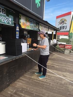 札幌オフィスVIVAビアガーデン!!_e0206865_14274989.jpg