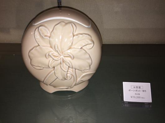 桜 花水木 百合 博多献上柄 の 美の壺_b0223370_18573517.jpg