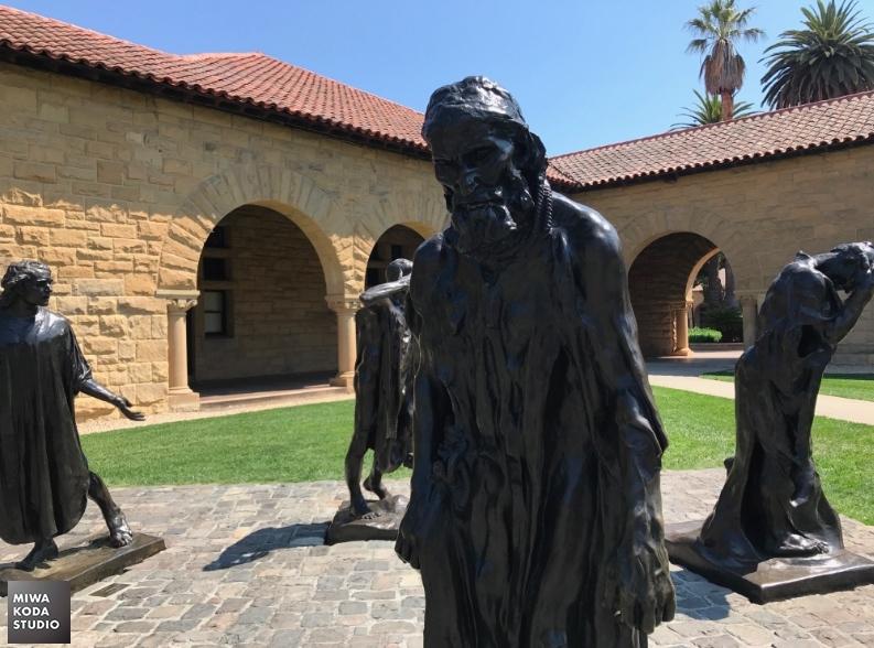 August 26, 2017 ロダンの彫刻 Rodin\'s sculptures_a0307186_07210062.jpg