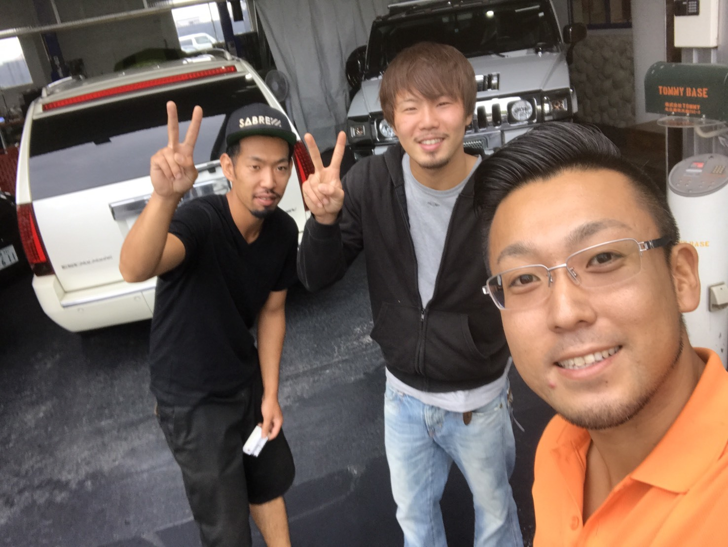 8月24日(木)TOMMY BASE ともみブログ☆ベンツ カマロ ランクル_b0127002_12240660.jpg