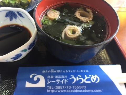 レストランシーサイドうらどめ ご当地海鮮丼_e0115904_00334793.jpg