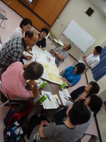 吉江地区座談会開催_b0159251_09544911.jpg