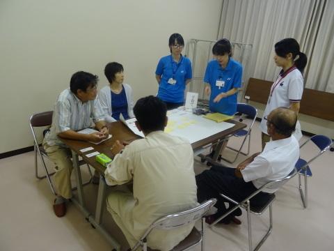 吉江地区座談会開催_b0159251_09552174.jpg