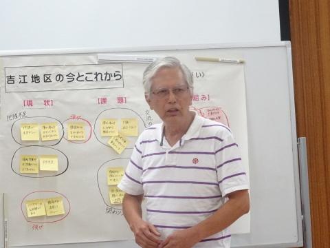 吉江地区座談会開催_b0159251_10022087.jpg