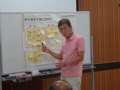 吉江地区座談会開催_b0159251_10031561.jpg