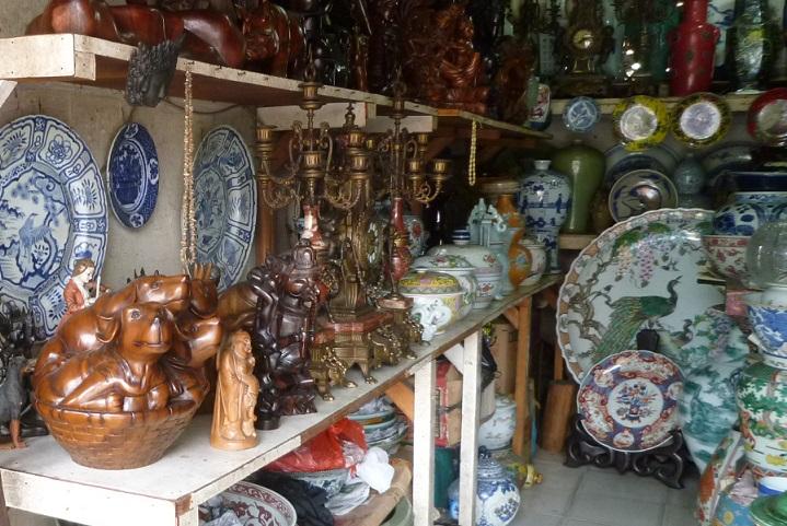 インドネシアその2・歴史博物館・国立博物館・骨董通りへ。_f0181251_1612141.jpg