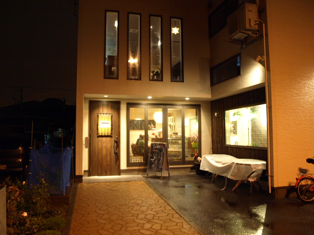 Cafe&Dining AZITO その5 (パスタ 不思議の国のアリス)_d0153062_8533091.jpg