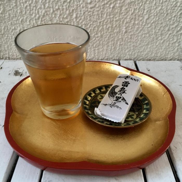 お茶の時間と蝋燭と秘密・・・の巻_d0105967_12400214.jpg