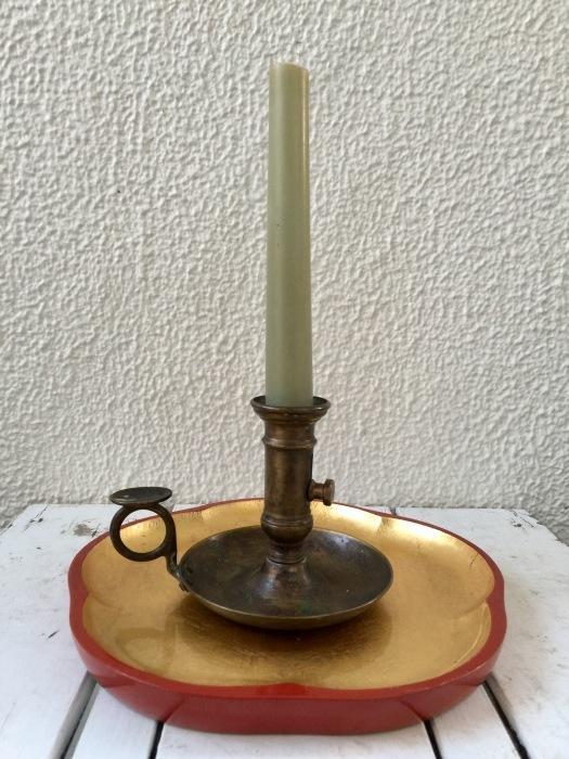 お茶の時間と蝋燭と秘密・・・の巻_d0105967_12404627.jpg