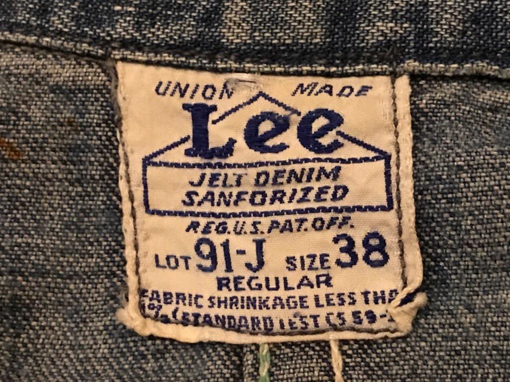 神戸店8/26(土)VSA秋ヴィンテージ入荷! #7 Vintage Lee!Vintage Flannel Shirt!!!_c0078587_14184589.jpg