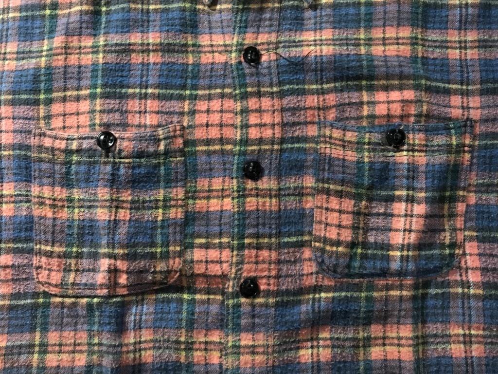 神戸店8/26(土)VSA秋ヴィンテージ入荷! #7 Vintage Lee!Vintage Flannel Shirt!!!_c0078587_14373455.jpg