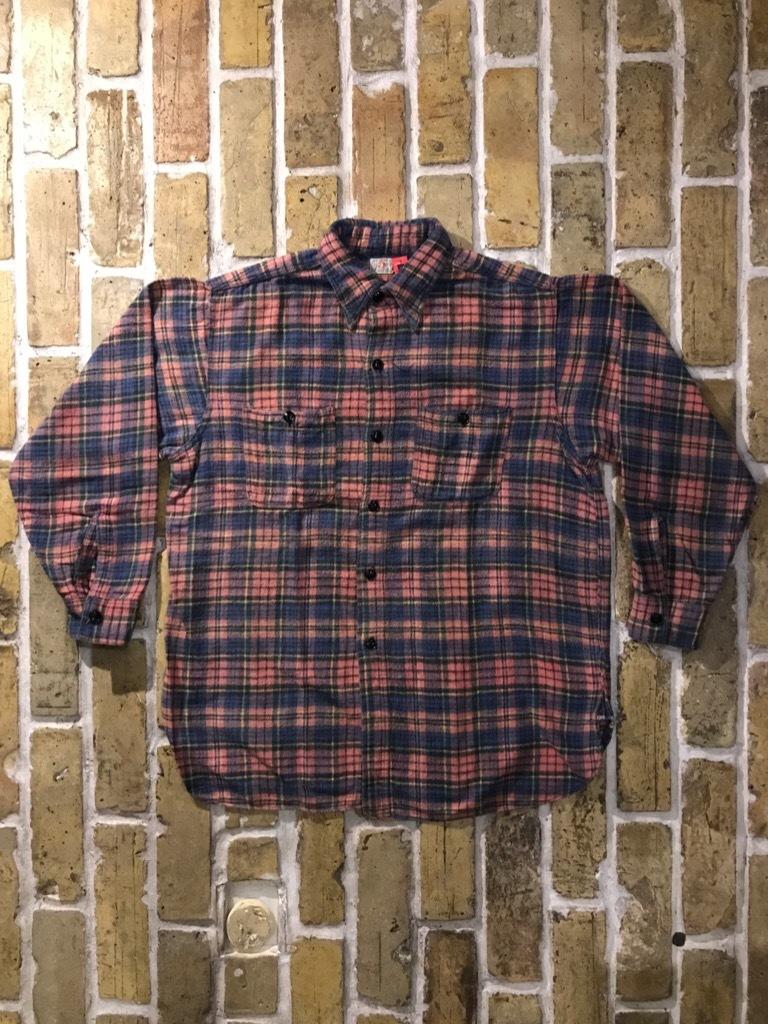神戸店8/26(土)VSA秋ヴィンテージ入荷! #7 Vintage Lee!Vintage Flannel Shirt!!!_c0078587_14373554.jpg