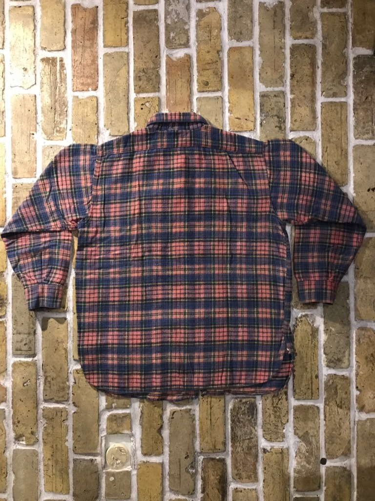 神戸店8/26(土)VSA秋ヴィンテージ入荷! #7 Vintage Lee!Vintage Flannel Shirt!!!_c0078587_14373632.jpg