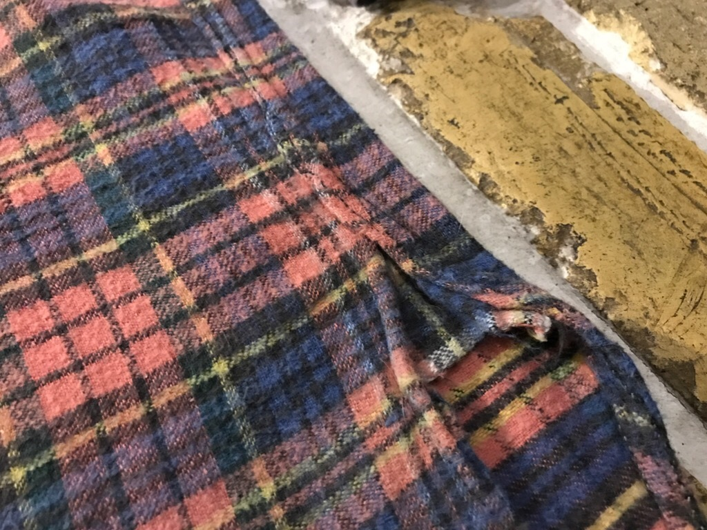 神戸店8/26(土)VSA秋ヴィンテージ入荷! #7 Vintage Lee!Vintage Flannel Shirt!!!_c0078587_14373635.jpg