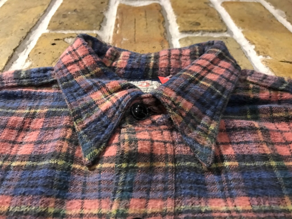 神戸店8/26(土)VSA秋ヴィンテージ入荷! #7 Vintage Lee!Vintage Flannel Shirt!!!_c0078587_14373711.jpg