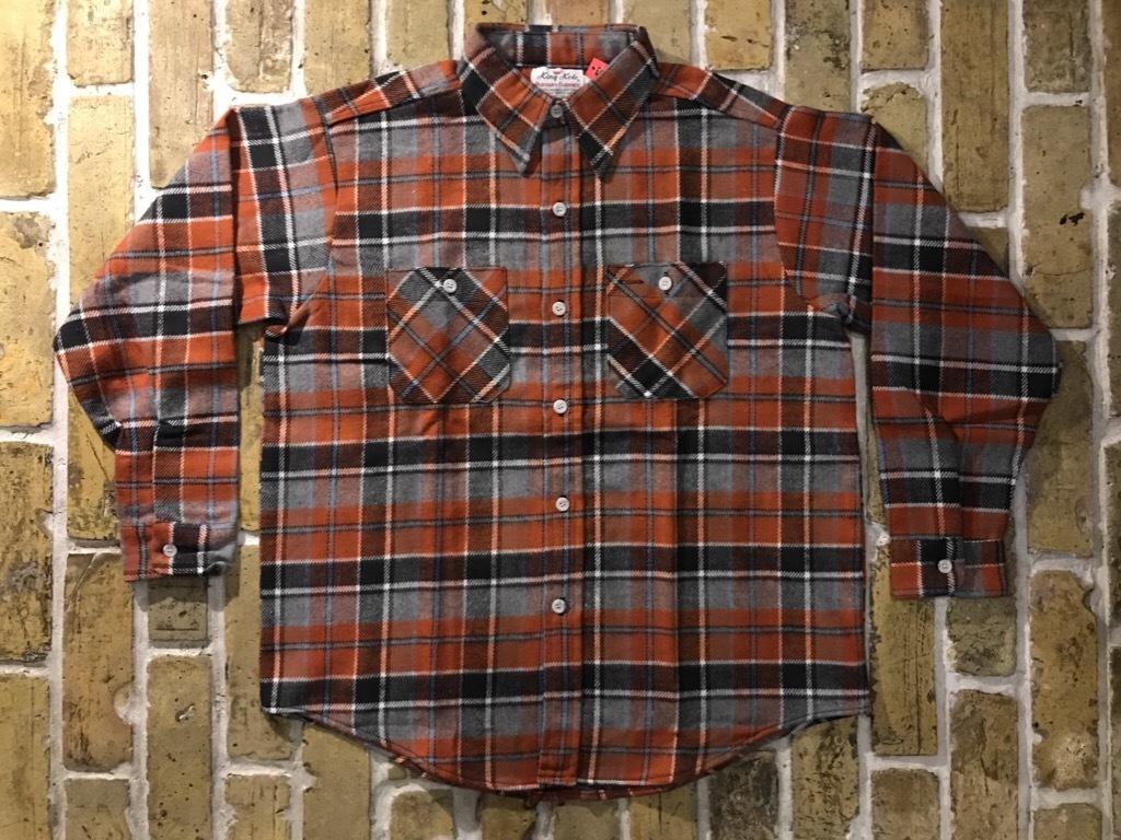神戸店8/26(土)VSA秋ヴィンテージ入荷! #7 Vintage Lee!Vintage Flannel Shirt!!!_c0078587_14404398.jpg