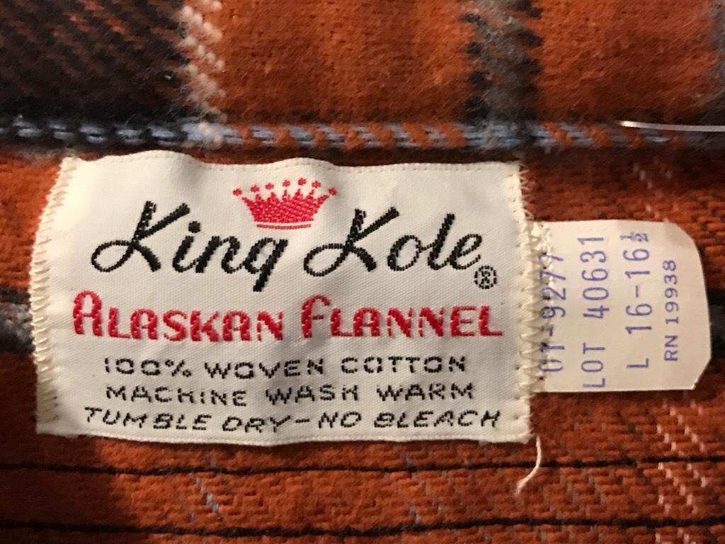 神戸店8/26(土)VSA秋ヴィンテージ入荷! #7 Vintage Lee!Vintage Flannel Shirt!!!_c0078587_14404567.jpg