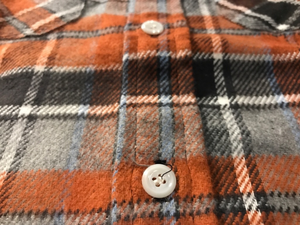 神戸店8/26(土)VSA秋ヴィンテージ入荷! #7 Vintage Lee!Vintage Flannel Shirt!!!_c0078587_14404627.jpg