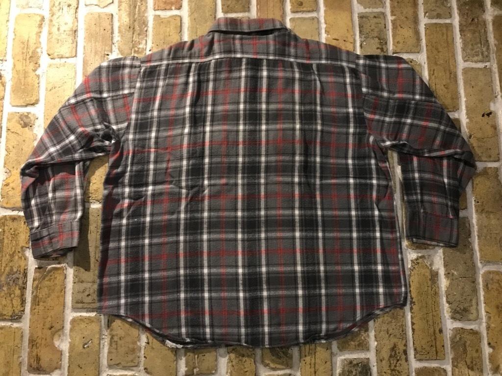 神戸店8/26(土)VSA秋ヴィンテージ入荷! #7 Vintage Lee!Vintage Flannel Shirt!!!_c0078587_14411916.jpg