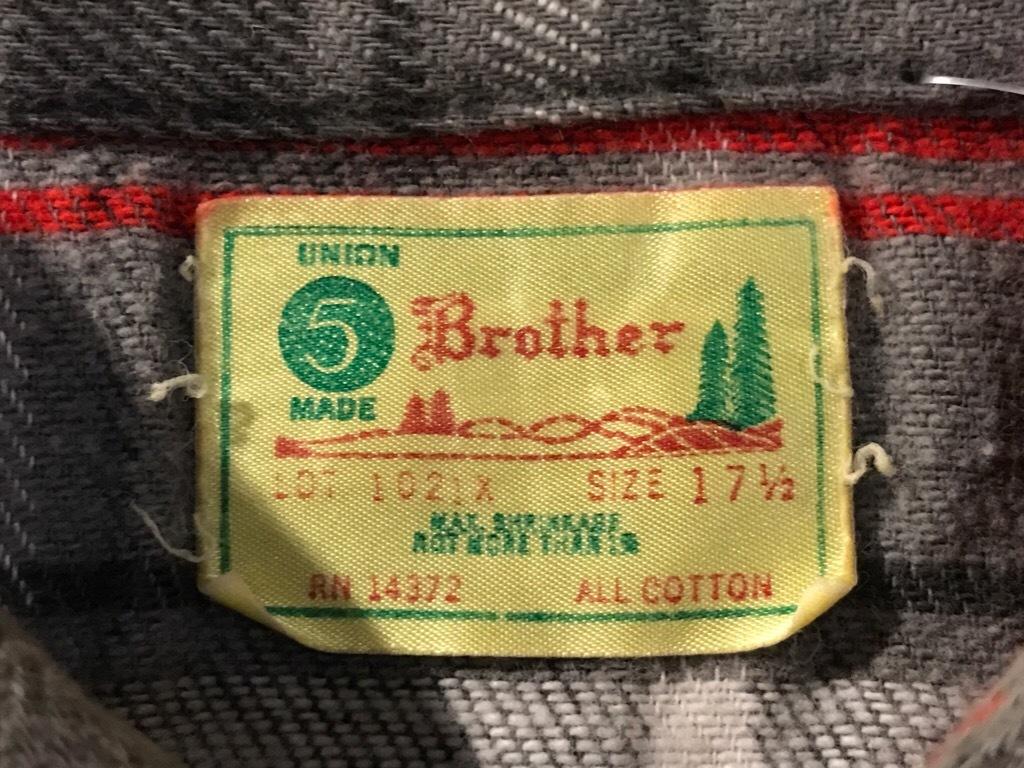 神戸店8/26(土)VSA秋ヴィンテージ入荷! #7 Vintage Lee!Vintage Flannel Shirt!!!_c0078587_14412062.jpg