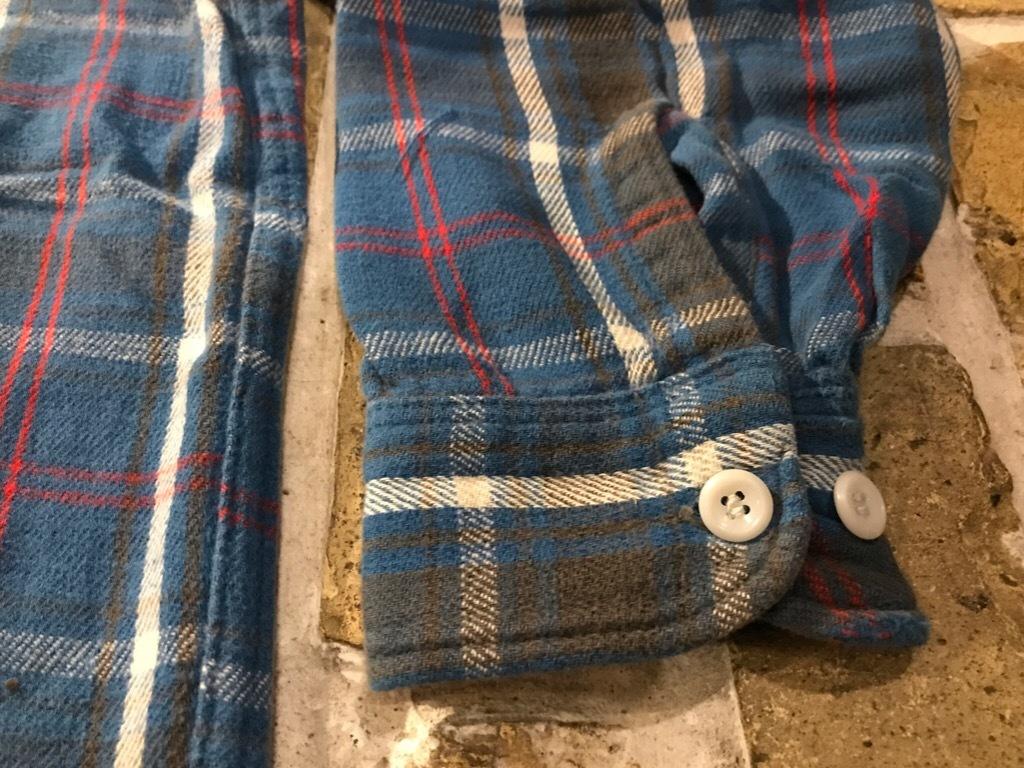 神戸店8/26(土)VSA秋ヴィンテージ入荷! #7 Vintage Lee!Vintage Flannel Shirt!!!_c0078587_14422464.jpg