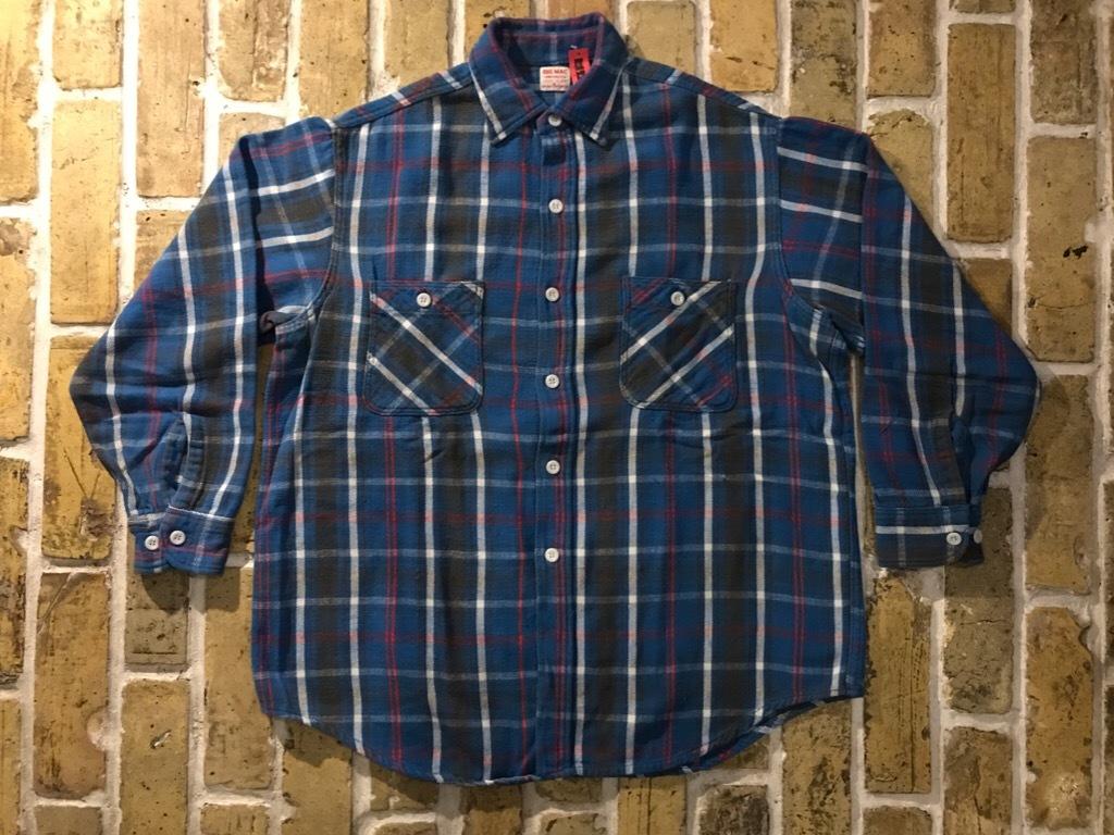 神戸店8/26(土)VSA秋ヴィンテージ入荷! #7 Vintage Lee!Vintage Flannel Shirt!!!_c0078587_14422559.jpg