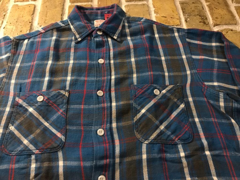 神戸店8/26(土)VSA秋ヴィンテージ入荷! #7 Vintage Lee!Vintage Flannel Shirt!!!_c0078587_14422596.jpg