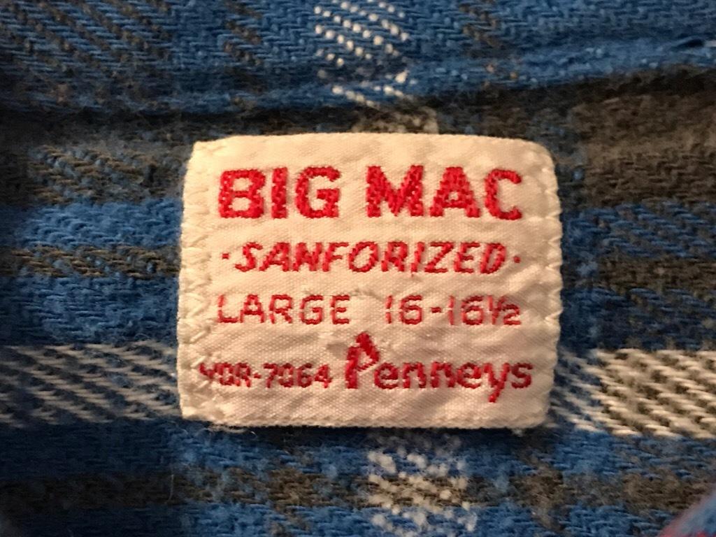 神戸店8/26(土)VSA秋ヴィンテージ入荷! #7 Vintage Lee!Vintage Flannel Shirt!!!_c0078587_14422651.jpg